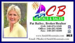 Pat Bailey, Broker